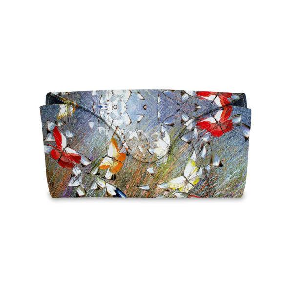 Очечник для паспорта по картине Дмитрия Кустановича «Утренняя радость»