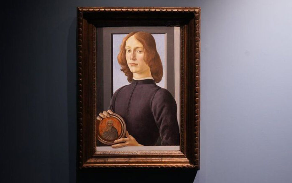 Картину Боттичелли купят более чем за 80 млн долларов