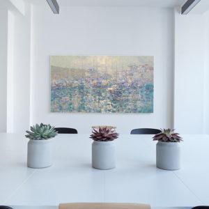 Живопись в рабочем кабинете и офисе
