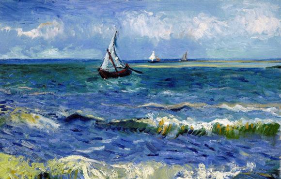 Морской пейзаж. История жанра