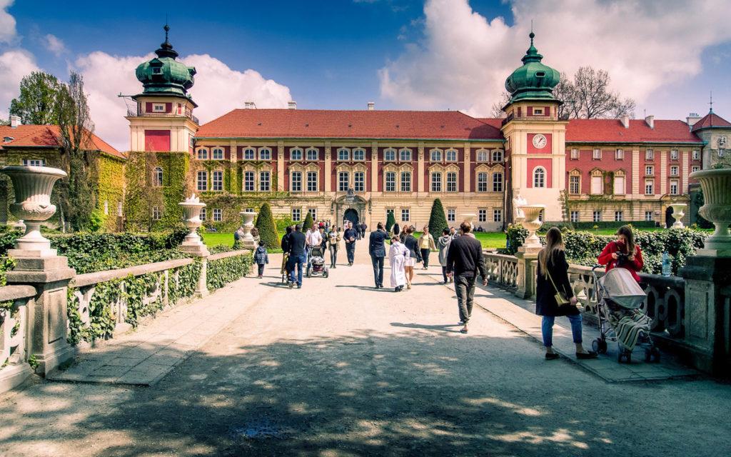 Музеи и галереи мира: Польша