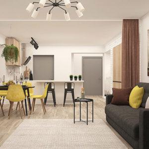 Как визуально расширить пространство в небольшой квартире?